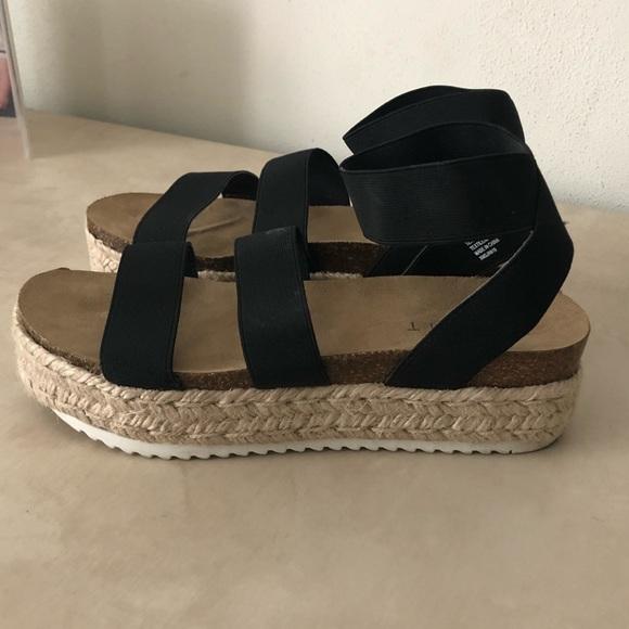 Esprit Shoes   Espirit Platform Sandals